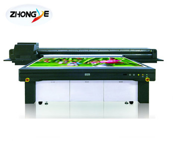 Digital UV flatbed printer with good quality