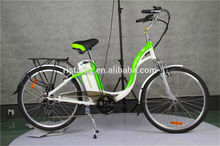 More Popular Chopper 36V pedal assist electric bike mini electric bike England Markets