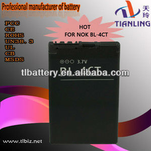 Replacement Battery Bl-4ct Original Battery 3.7v 860mah For Nokia