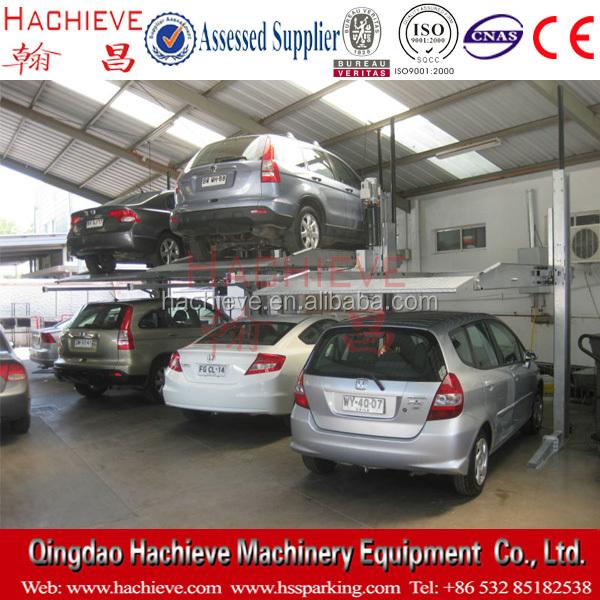 Garage voiture parking ascenseur hydraulique parking for Ascenseur voiture garage