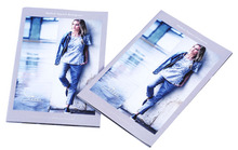 good quality customized professional softcover book printing service in china manufacturer