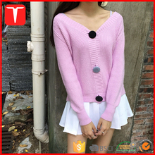 Autumn winter new design beautiful cardigan women sweaters