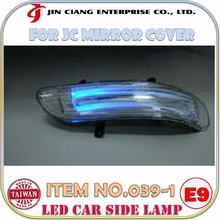 Car Specific MIRROR COVER For LEXUS TOYOTA FJ200 LC200 LED SIDE LAMP