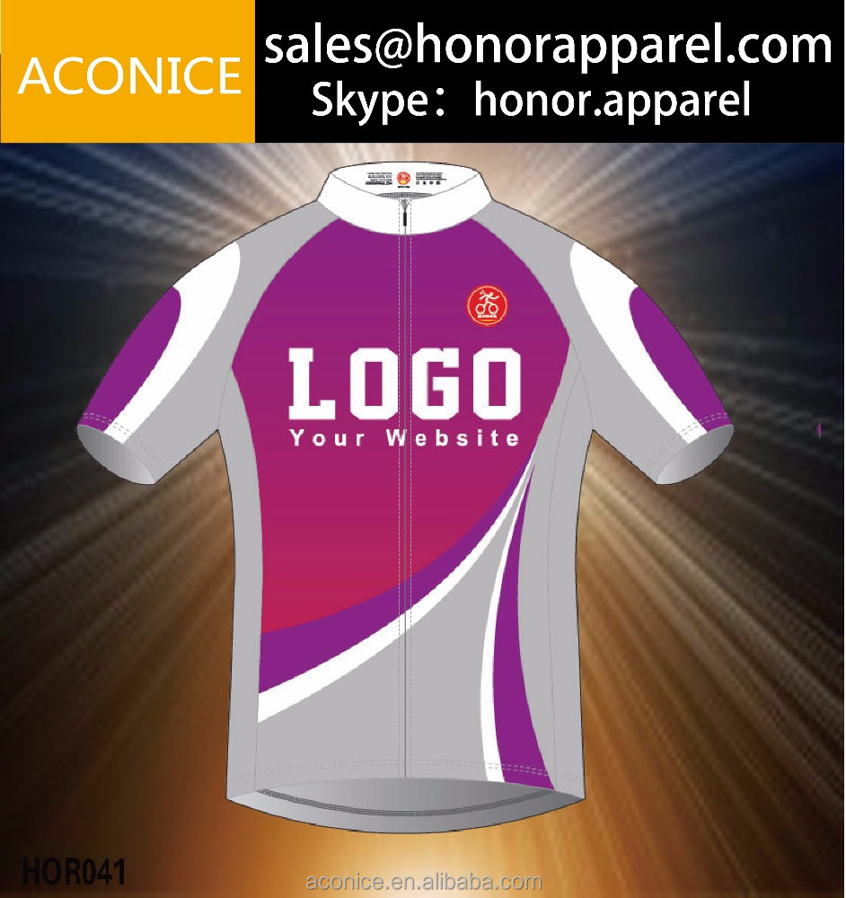Sports Jersey New Model For Men/Women/Children Free design high quality quick dry cycling jerseys