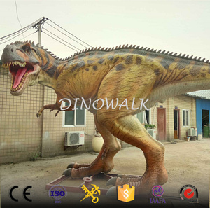 DW-0350 Waterproof 3D Giant Animatronic Dinosaur Model