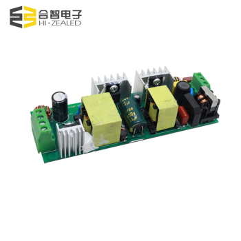 high power external 48W-60W 18-24VDC 1500ma led driver power supply for led panel light