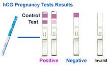 HCG Pregnancy Test - CE & FDA Approved