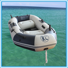 Wholesale rigid Inflatable PVC dingy fishing boat