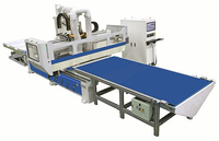 wood cnc machine for cutting engraving and nesting diy cnc router kits automatic furniture making machine