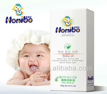 Honibo Baby Olive Moist Body Oil 100G