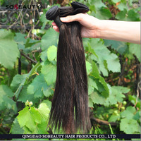 Hair In Stock No shedding No tangle Can Be Colored 8-30 inch human hair extensions