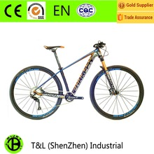 29er Aluminum Alloy full suspension mountain bike for sale
