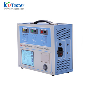 Current transformer testing ct pt analyzer