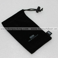 Mini phone drawstring pouch packing smart phones