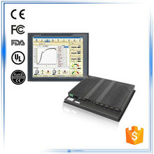 19 inch Atom N2600 dual-core 1.6GHz 2G RAM lcd touchscreen monitor with built in computer panel pc