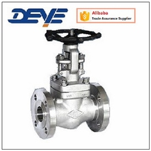 STAINLESS STEEL API FORGED FLANGED GATE VALVE