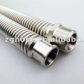 "1/2"" AISI304 316L stainless steel corrugated hose bellows for water"