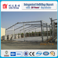 Steel Structure Prefabricated Metal Buildings