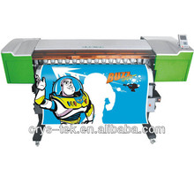 Easy to operate competitive price DX5/DX7 sticker cutting and printing machine