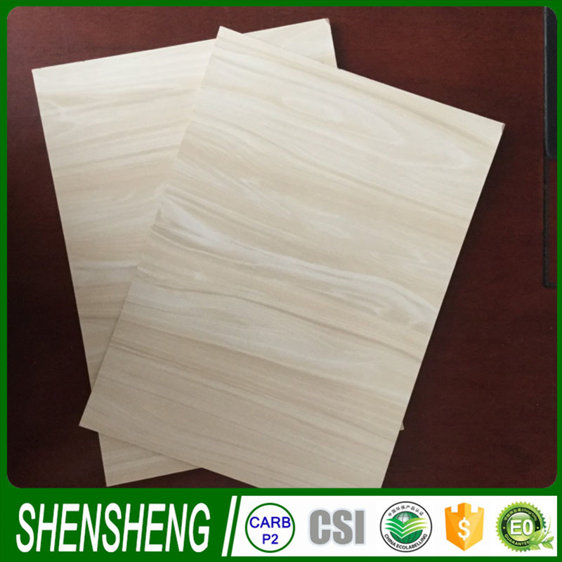Best selling products MDF board various color melamine laminated mdf
