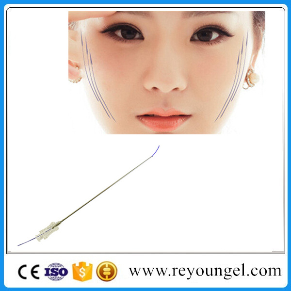 Skin Tightening Face Lifting PDO Thread Needle Miracu