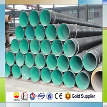epoxy sprayed pe wrapped anticorrosion seamless steel pipe for gas and oil pipeline