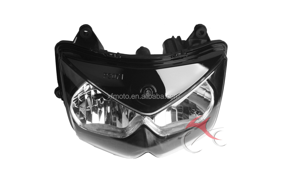 headlight for NINJA 250 EX 250 2008-2011