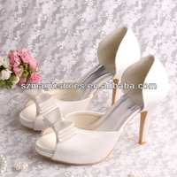 Ladies Wedding Shoes and Bag To Match