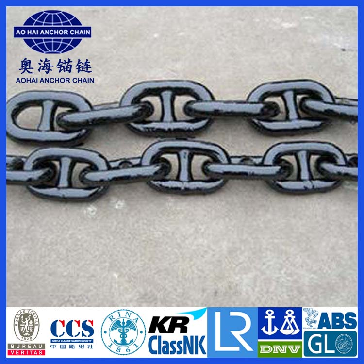 <strong>Good</strong> quality polished welded stainless steel ship anchor chain