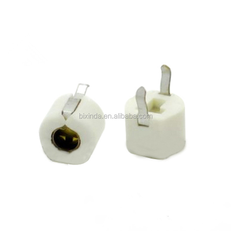 DIP Adjustable capacitor 10P 6MM White Trimming capacitor Variable capacitor
