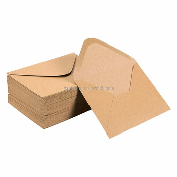 Expanded Kraft Paper Photo Packaging Shatter Envelope With Water Based Glue Sealing