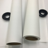 Wholesale Large Format Heat Press Transfer Dye Sublimation Paper Roll For Textile Printing