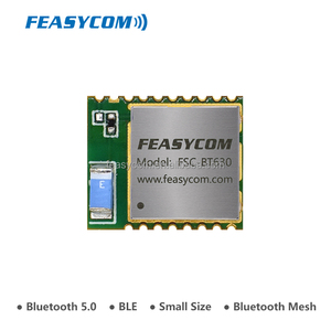 Cheap small size bluetooth 5.0 BLE module Nordic chip for wireless mesh network and bluetooth dongle