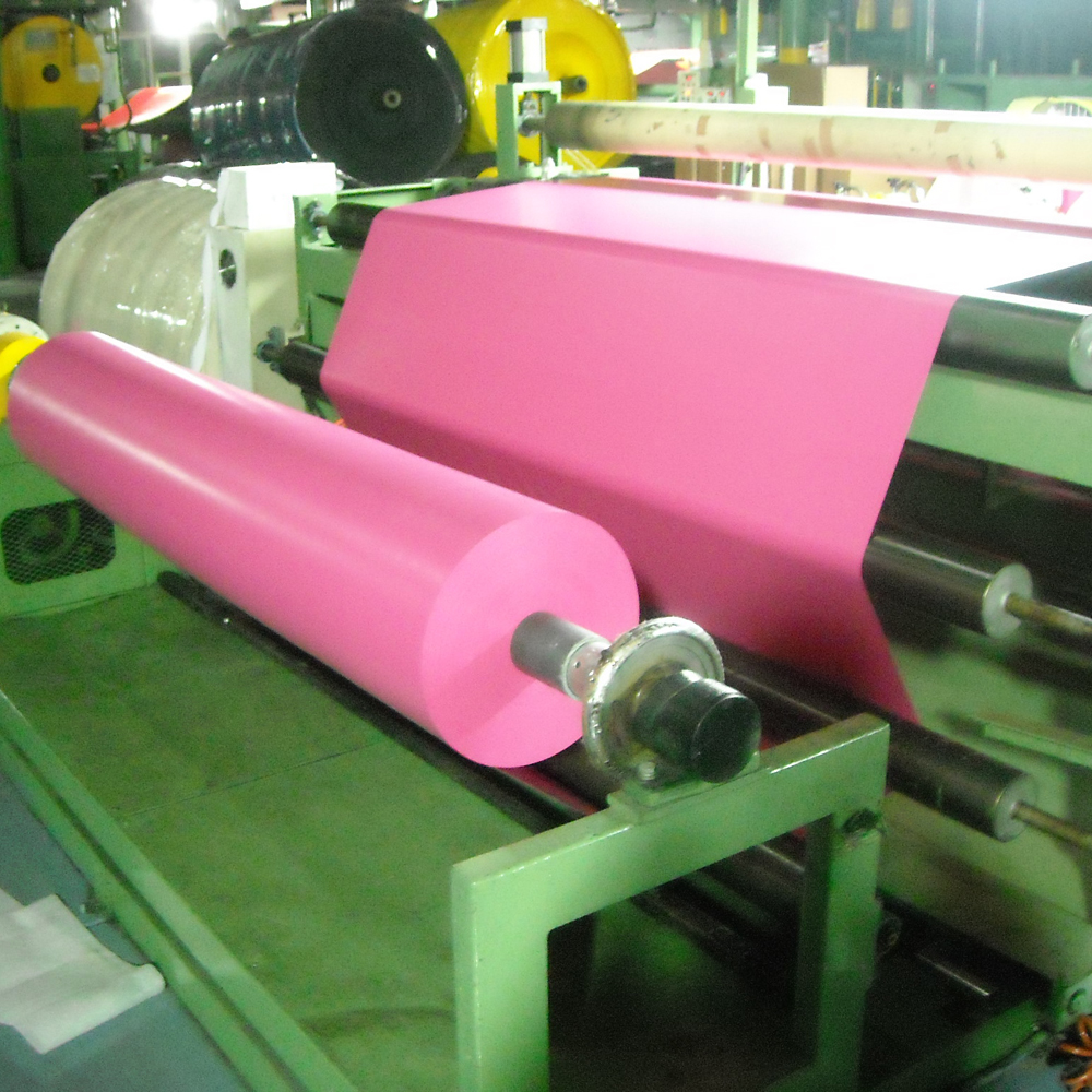PVC Plastic Wrapping Plastic Film Roll