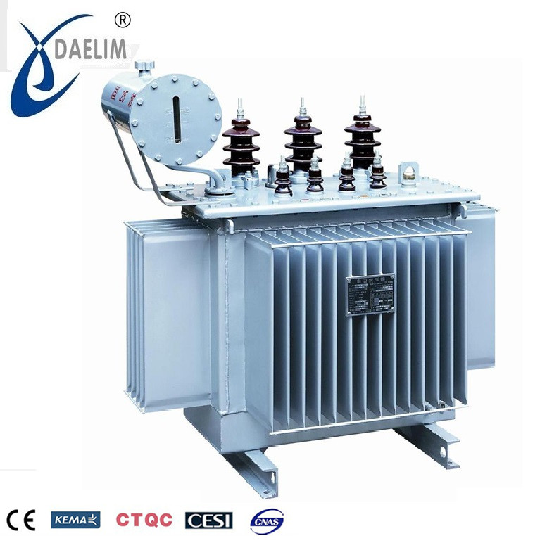 Factory price dyn11 20kv oil distribution transformer for substation