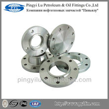 Standard carbon steel pipe flanges oil water gas field