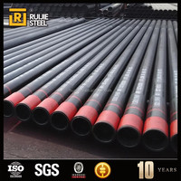 API 5L Gr.b seamless oil well casing pipe for petroleum pipe and gas pipe