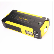 LCD Display 12V 18000Mah Multi-function Mini Portable Emergency Battery Charger Car Jump Starter for 5.0L Car