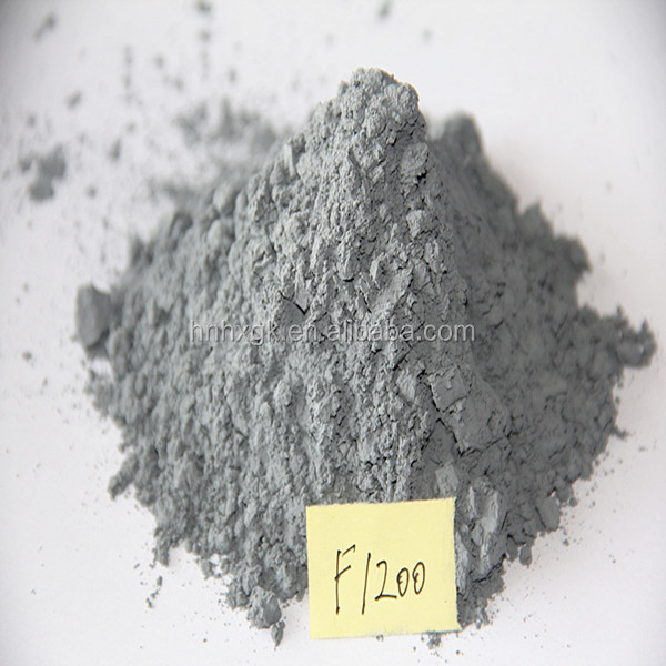 High quality black silicon carbide lapping powder