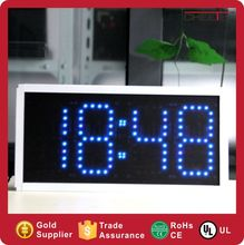 Aliexpress New Product Large 5 Inch Digital Timer 4 Digit Outdoor Clock