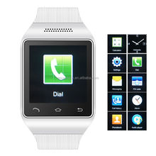 latest cheap smart wrist watch mobile phone with bluetooth mp3