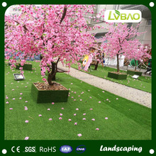 outdoor landscaping decoration Chinese made artificial turf