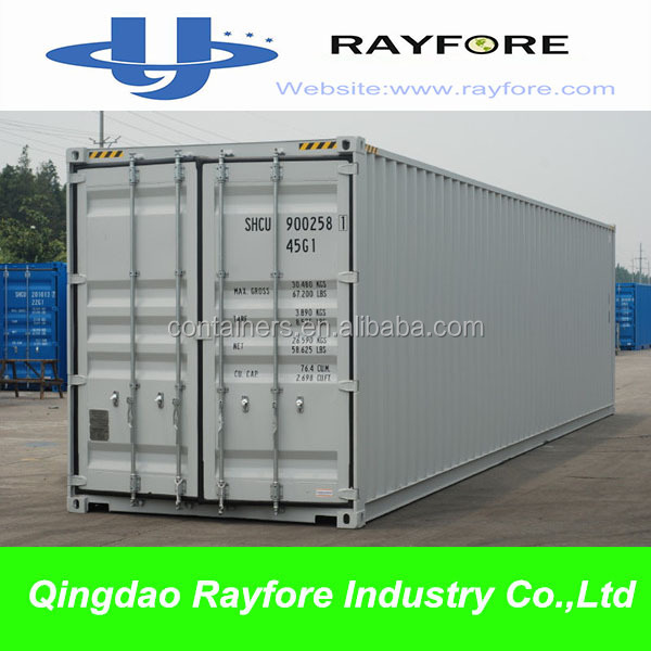 high quality hot sale ocean container 40HC