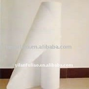polyester with glue nonwoven fabric for interlining