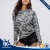 Guangzhou Shandao Fashion Cheap Camo 95% Cotton 5% Spandex Long Sleeve Jersey Pullover wholesale crewneck sweatshirt