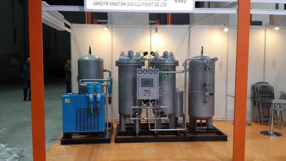 China Psa Nitrogen Generator for Canton Fair