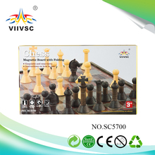 Carved simulated wood chess set wholesale board games for tournament