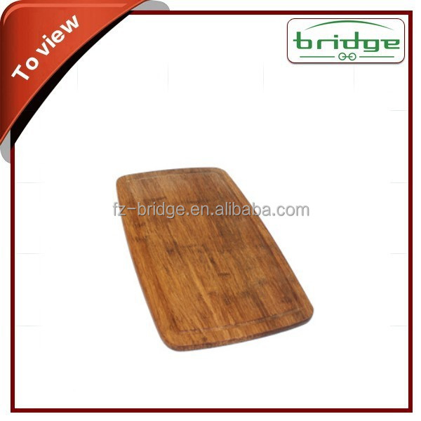 eco-friendly best selling unique acacia wood cutting mat