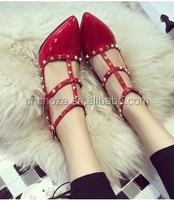 Z59519A latest sexy high heel women leather shoes fashion lady dress shoes