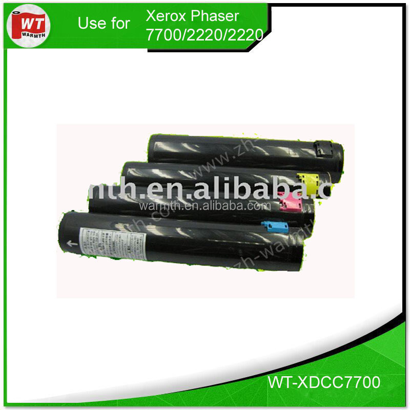 XDCC7700, compatible for XeroxPhaser 7700/2220/2220, OEM code: 016-1944-00/016-1945-00/016-1946-00/016-1947-00